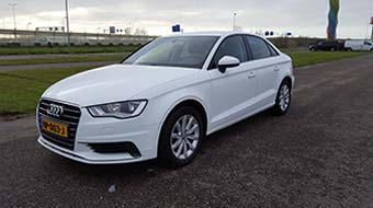 Audi A3 sedan 1.4 TFSI COD Ultra Attraction S-tr