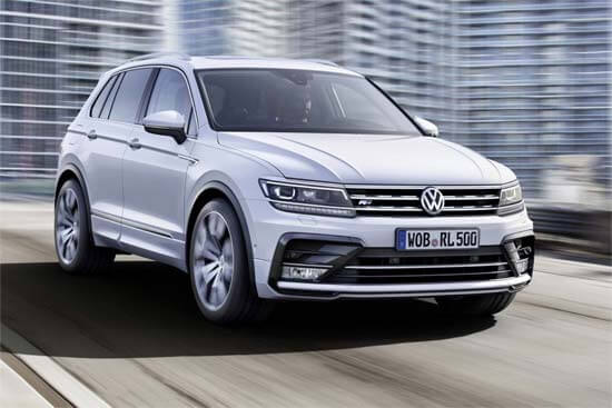 VW Tiguan Comfortline Business